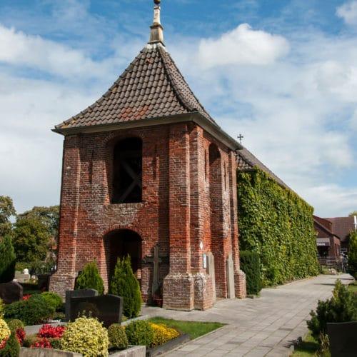 Deichkirche Carolinensiel