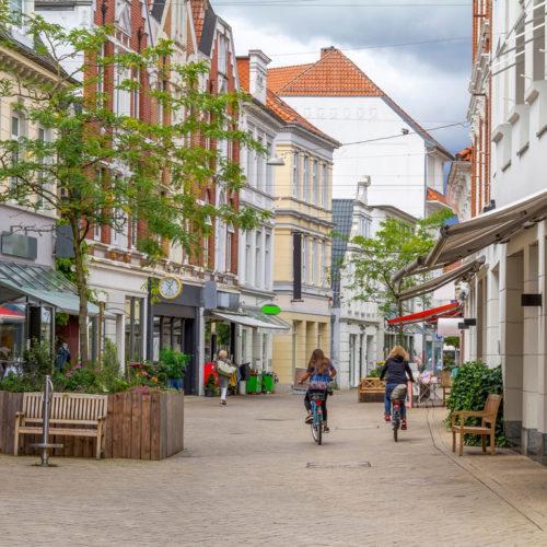 Fußgängerzone Oldenburg