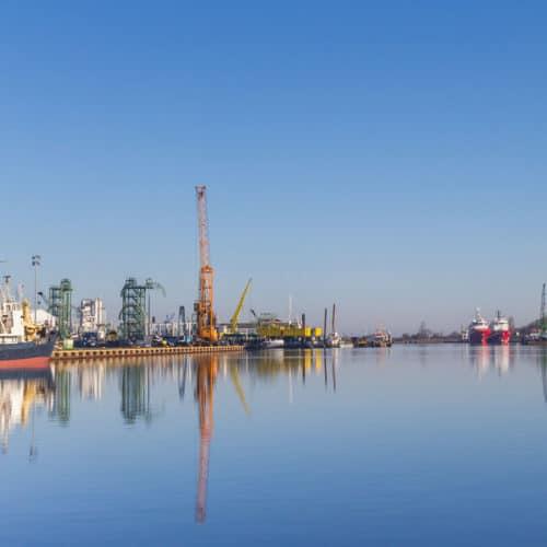 Hafenrundfahrt Wilhelmshaven